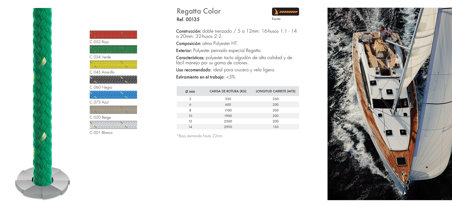Regatta Color