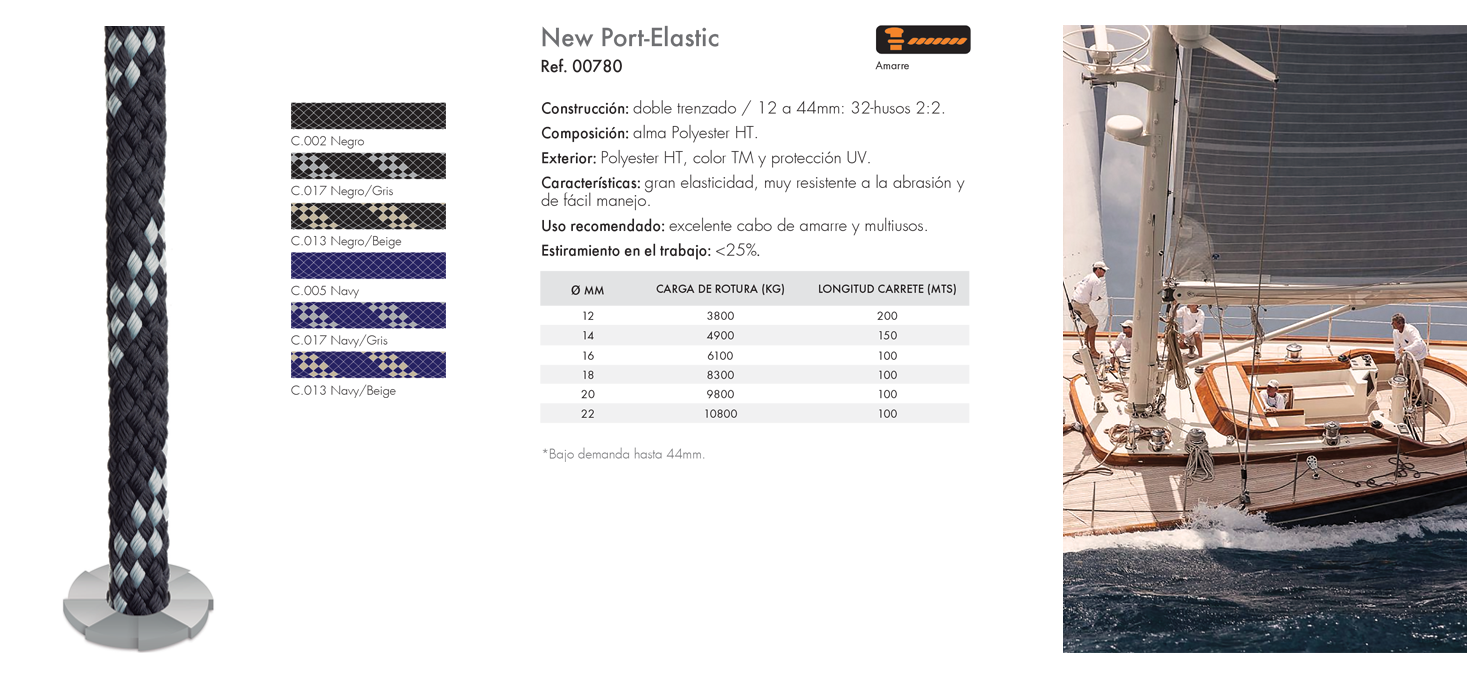 New Port-Elastic